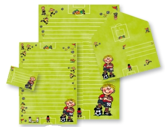 18805, Paperset Soccer