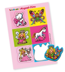 Magnet Pins Fairies