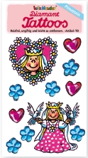 43019, Dianodtattoo Princess