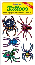 4440, Tattoo Spiders