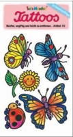 44496, Tattoo Butterflies 2