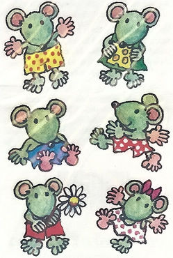 44506, Tattoo Mice