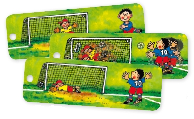 52012, MP Bookmark Soccer