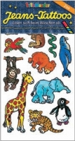 60017, Jeanstattoo Zoo Animals