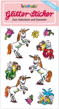72224, Sticker Unicorn